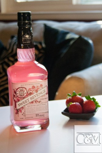 Strawberry Liquor
