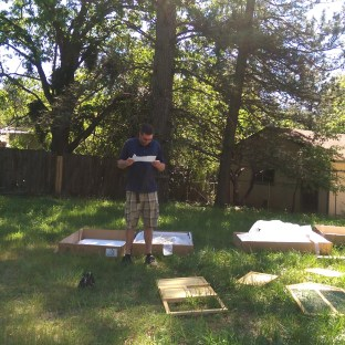 Building the coop