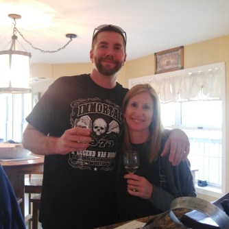 Brian and Erika