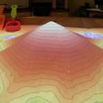 Montagne virtuelle