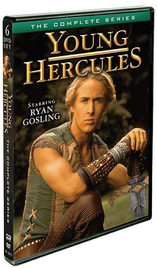 Young Hercules The Complete Series  Callistas Ramblings