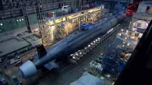 US Navy's Super Submarine