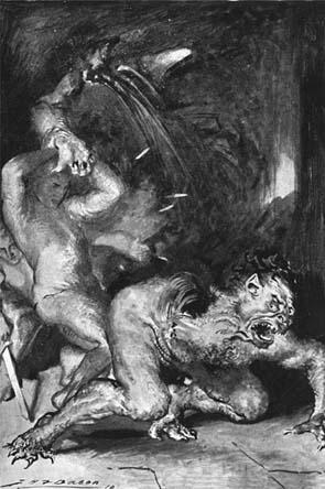 Symbolism in Beowulf  report898webfc2com