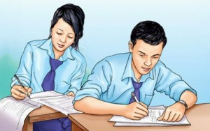 Student of colleges and schools in Nepal.
