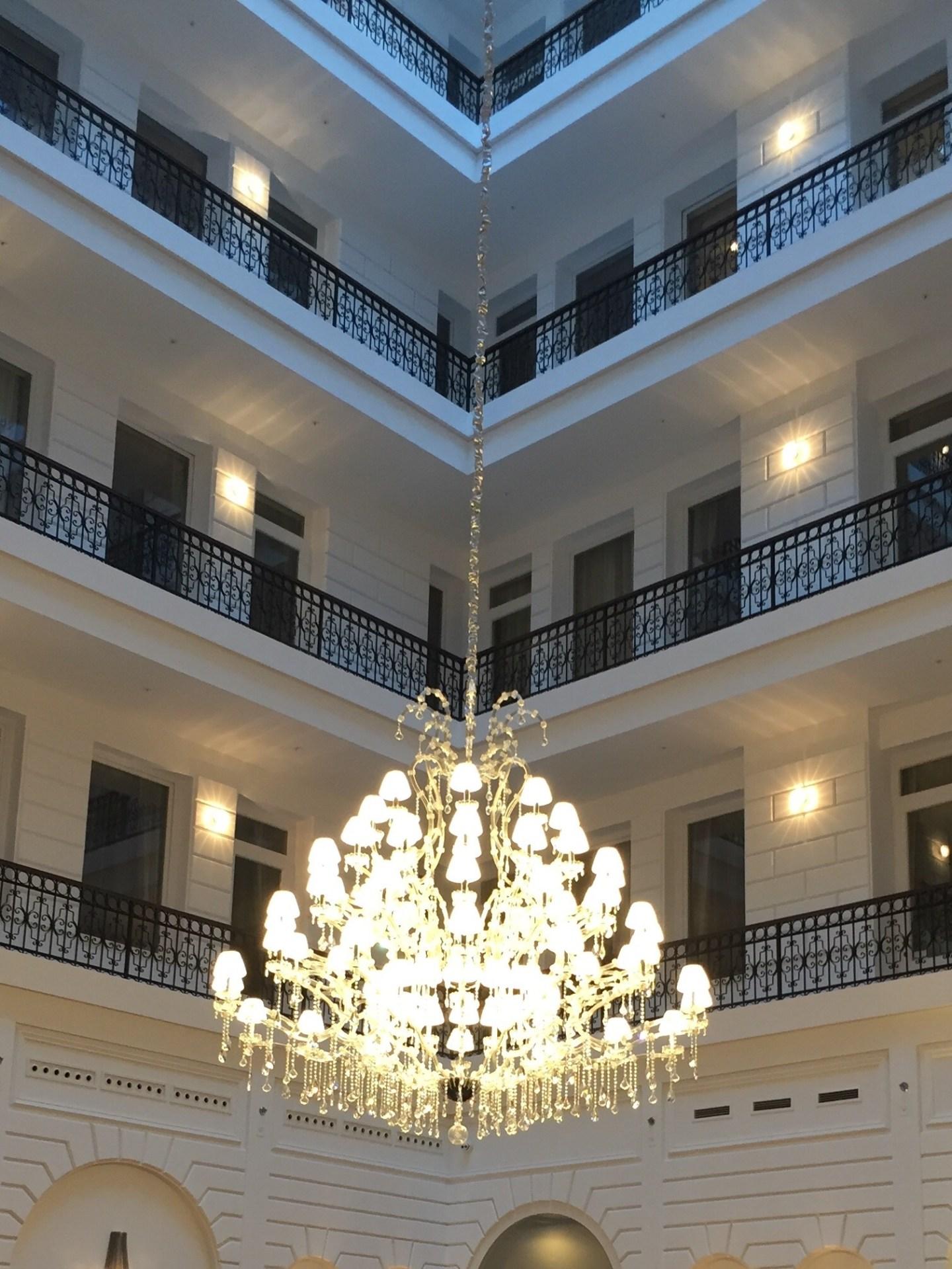 Budapest: Prestige Hotel