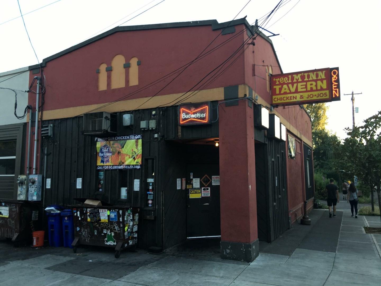 Portland: Reel M' Inn Tavern