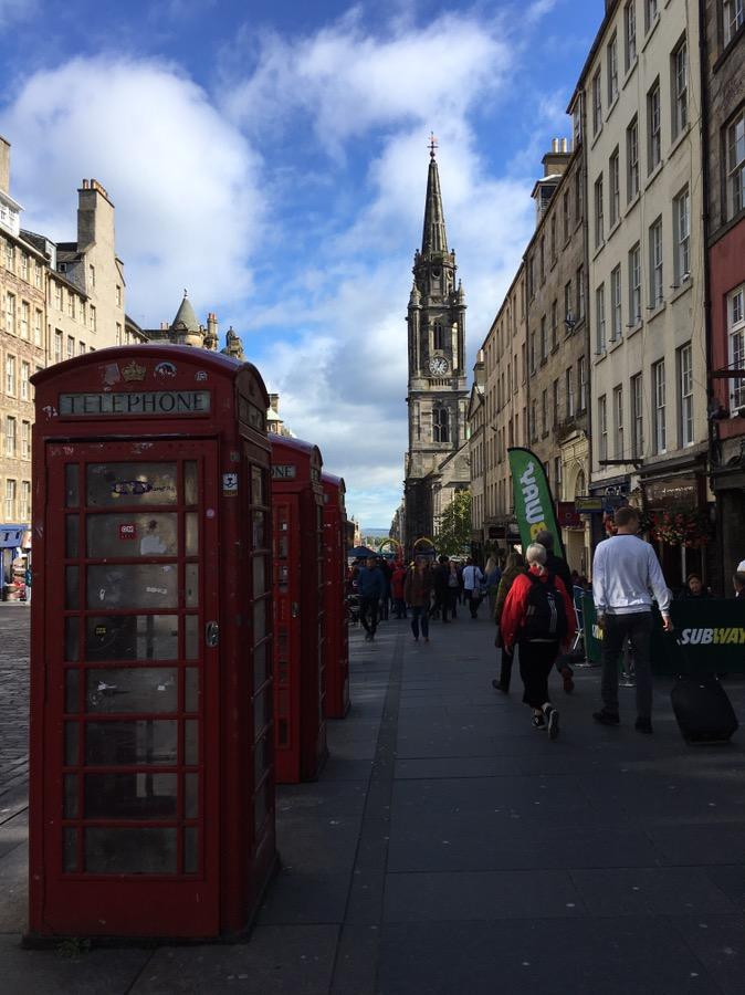 Edinburgh: The Royal Mile