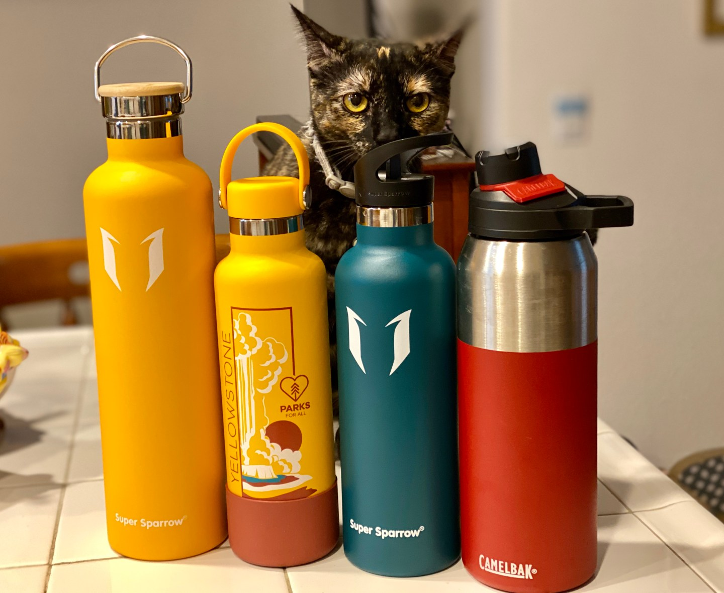 Insulated bottles: Super Sparrow vs Hydro Flask… how do they compare?