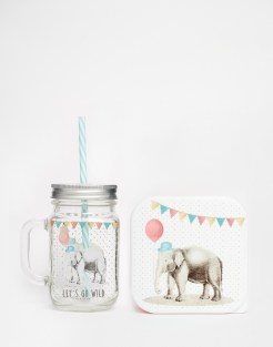 Set Jar et Lunch Box, Asos, 12,49 euros