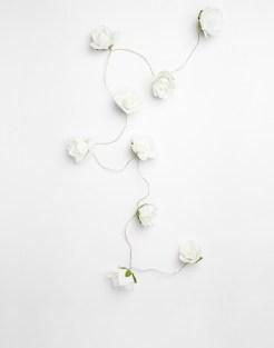 Guirlande LED Roses, La Petite Rose, 17,99 euros
