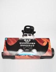 Paillasson motif moustache, 16,99 euros