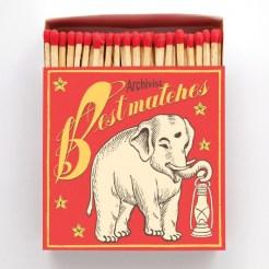 Boite d'allumettes Best Elephant, Fleux, 7,90 euros
