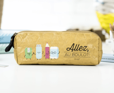 Trousse Allez au boulot, Mr Wonderful, 9,90 euros