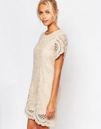 Robe au crochet, Fashion Union (Asos) 46 euros