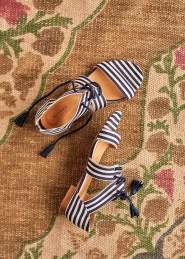 Sandales Ulysse, Sézane, 140 euros