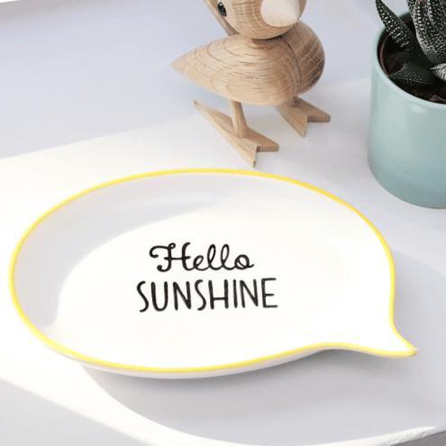 Coupelle Hello Sunshine, 6,50 euros