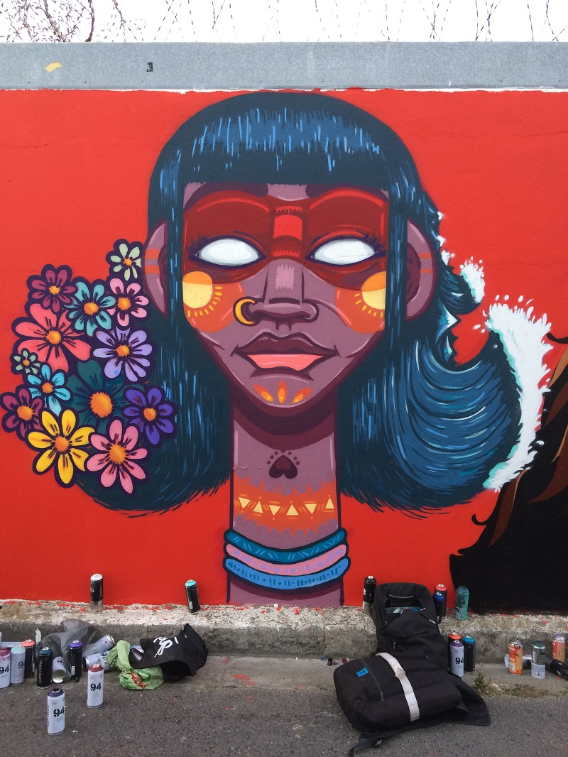 Art hits the streets of Cape Town