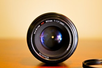 How to Clean Lens Fungus