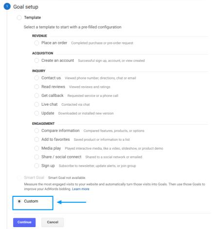 Google Analytics Phone Call Tracking