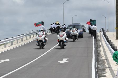 Grand Bahama Island's Bridge to Nowhere