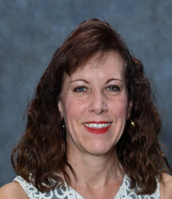 Susan Peck, PhD headshot