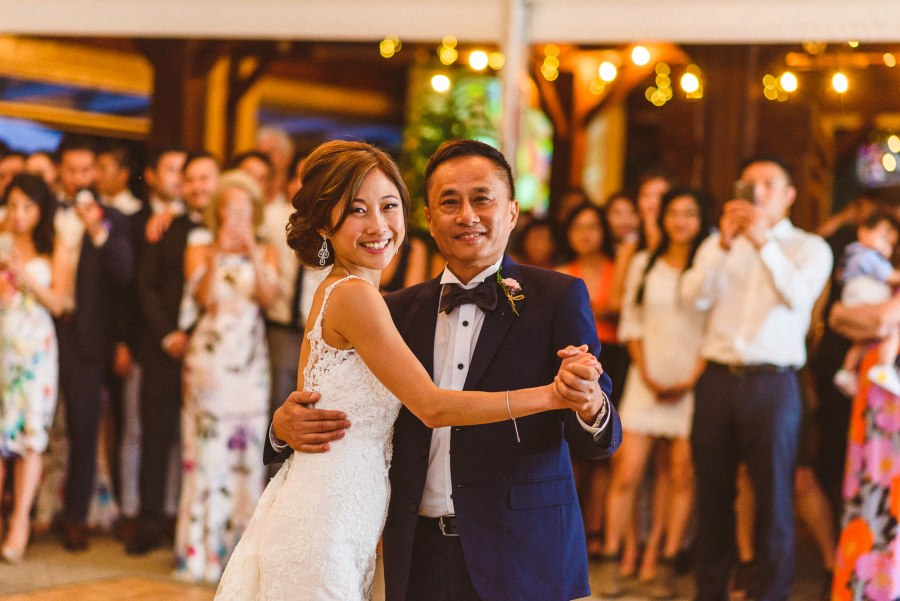 Father Daughter Dance Pheasent Run Golf Course Wedding