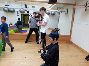 filming 3