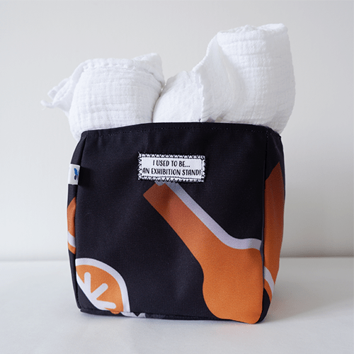 Fabric Storage Box… Clemie
