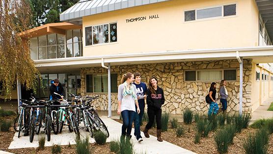 Cal Lutheran University Campus Map