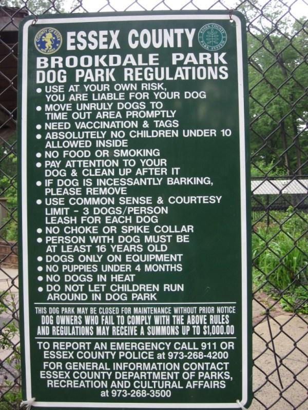 rules parque