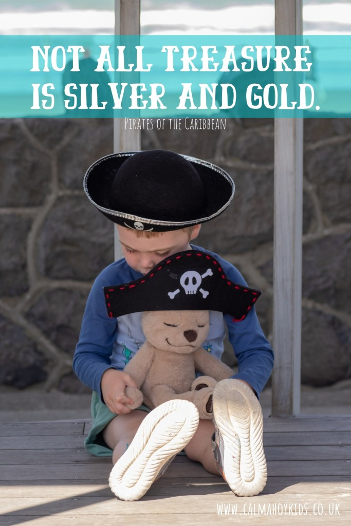Not all treasure is silver and gold - pirates of the Caribbean - Pirates breaths quote