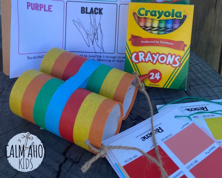 Colour Walk Kids Kit