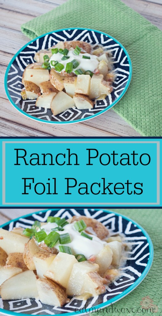Ranch Potato Foil Packets