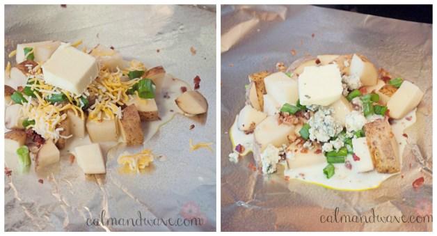 potato foil pack picture
