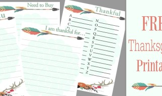 free thanksgiving printable meal-plan grocery list thankful for abc calmandwave.com