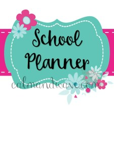 homeschool planner free calmandwave 3