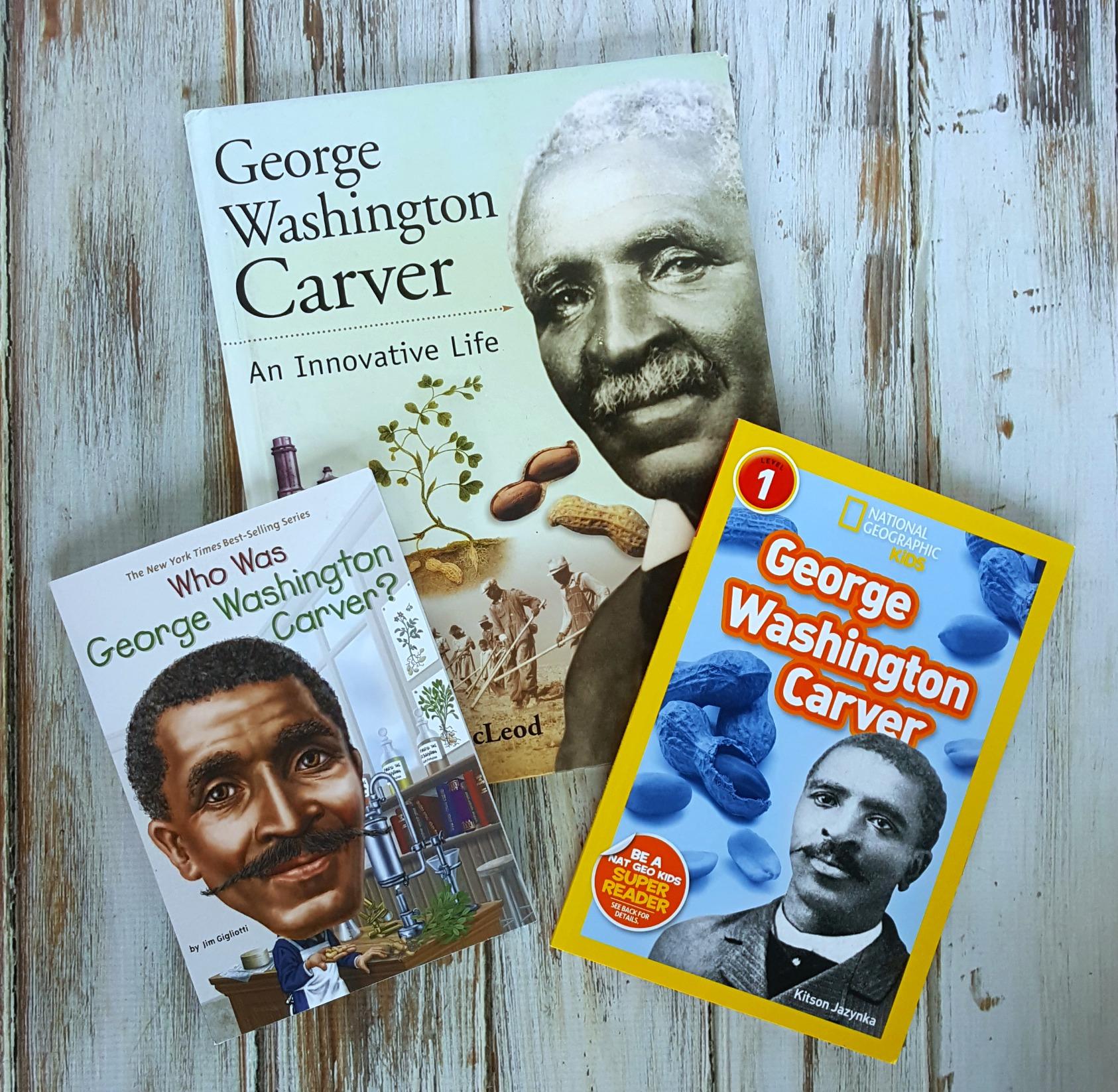 George Washington Carver Thematic Unit