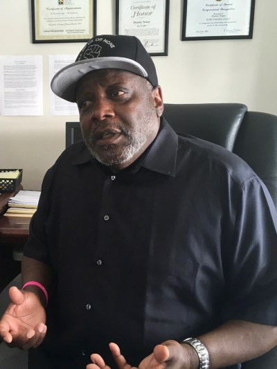 Dorsey Nunn, executive director of the San Francisco organization behind All of Us or None. Photo by Lee Romney for CALmatters