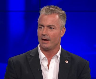 GOP Assemblyman and candidate for governor Travis Allen.