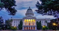 California Capitol, photo by Jeff Turner