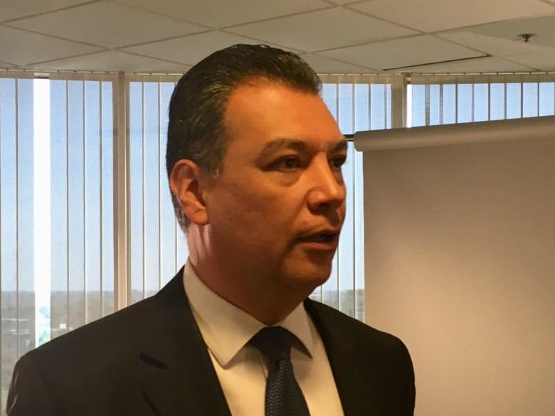 Secretary of State Alex Padilla