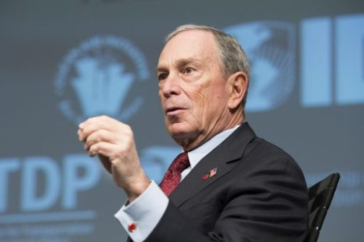 Summit co-host Michael Bloomberg. Photo by World Bank via Flickr