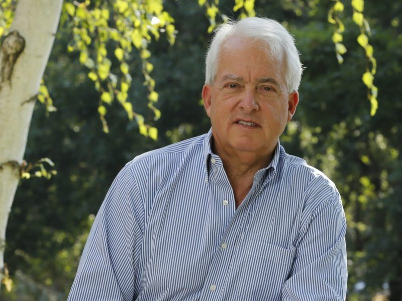 Republican John Cox, a businessman from the San Diego area, faces tough odds in his campaign to be California's next governor. Photo by Rich Pedroncelli/AP