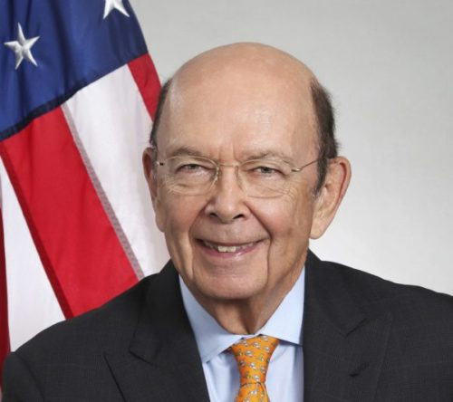 Commerce Secretary Wilbur Ross, who oversees the Census Bureau, says he wants to add a census question on immigration to better enforce the Voting Rights Act. Photo courtesy of U.S. Department of Commerce.