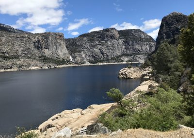 photo of Hetch Hetchy Reservoir