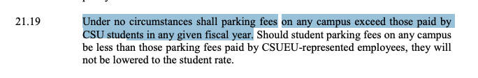 employee parking contract