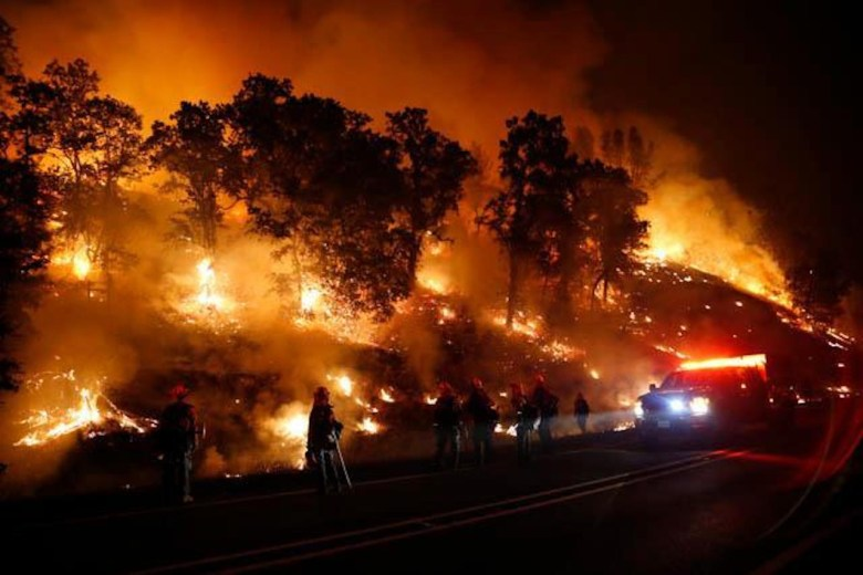 california wildfires valley fire middletown 2015