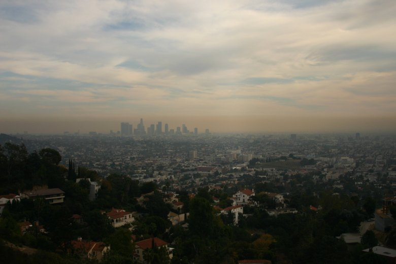 Smog over Los Angeles   Photo by Steven Buss via Flickr