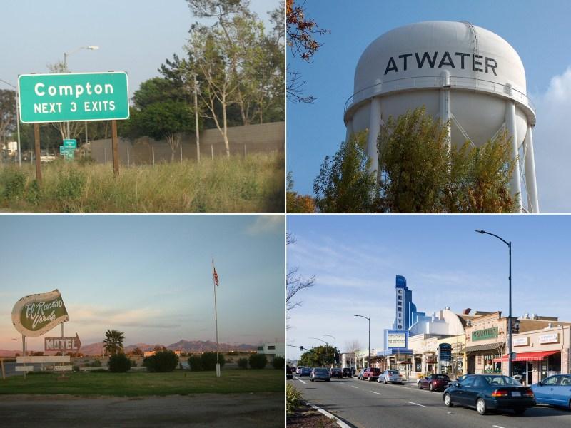 compton, atwater, blythe, el cerrito, california, recession, auditor