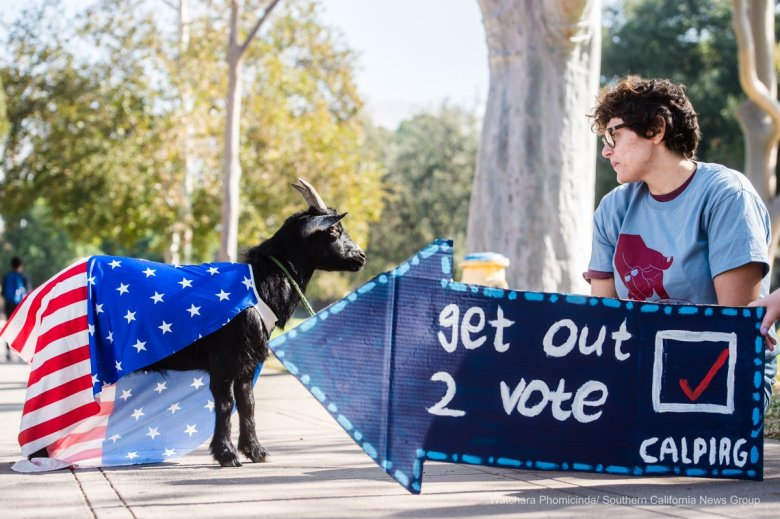 student vote, 2018, uc riverside